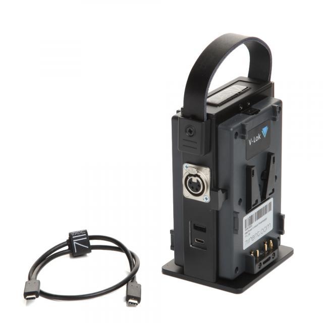 MacPower-V-mount Powersupply (USB-C + USB)