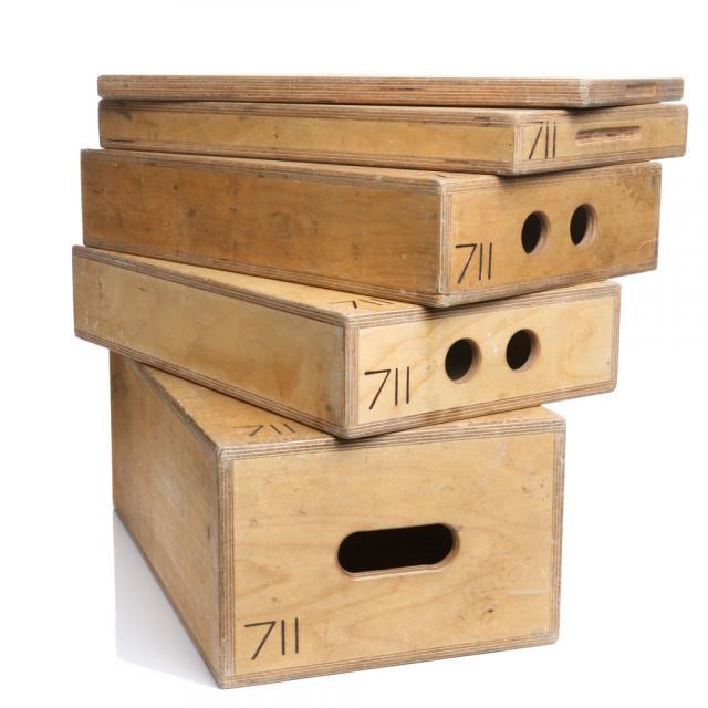 Appleboxes Set 50x30x20cm