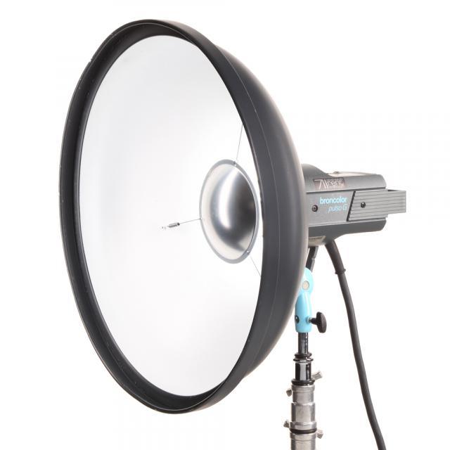 Broncolor Weichstrahl Reflector P Weiß