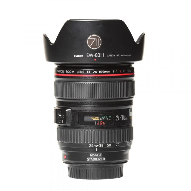 Canon Lens EF 24-105mm 4,0 IS USM