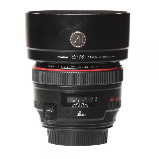 Canon Lens EF 1,2/50mm L USM