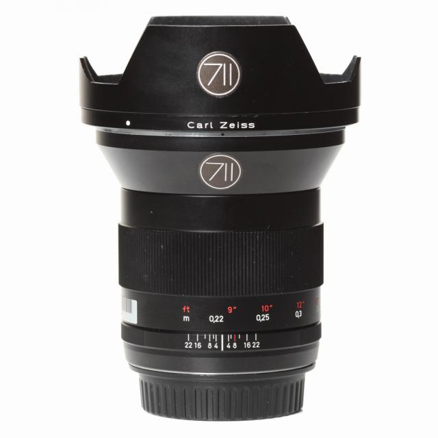 Canon Zeiss ZE 2,8/21mm