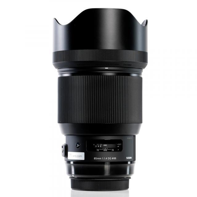 Canon Lens Sigma Art 85mm 1,4 DG
