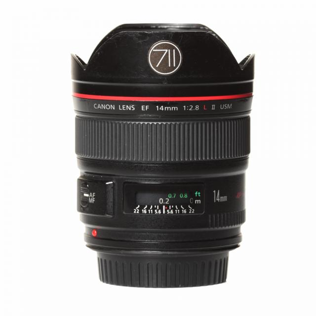 Canon Lens EF 14mm 2,8 LII