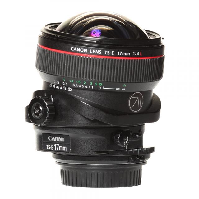 Canon Obj. TSE 4,0/17mm Shift L