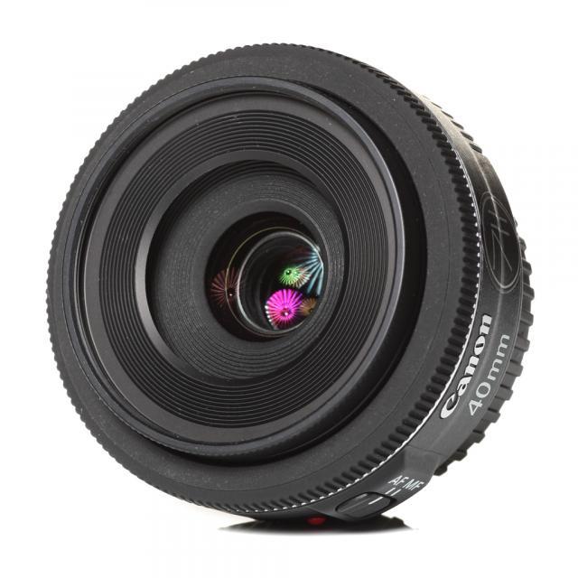 Canon Objektiv EF 40mm 2.8 STM