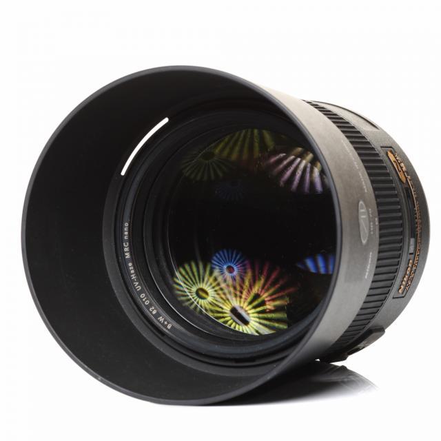 Nikon AF-S Nikkor 105mm 1,4 E ED