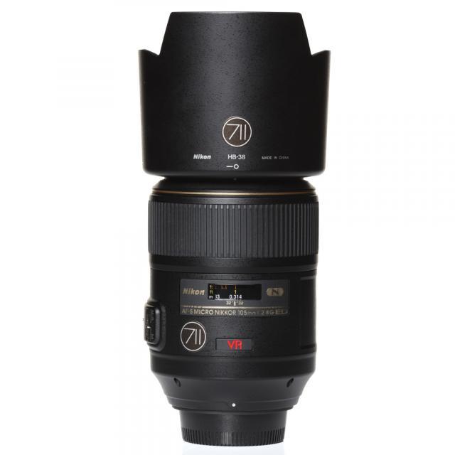 Nikon AF-S Micro Nikkor 105mm 2,8G ED VR