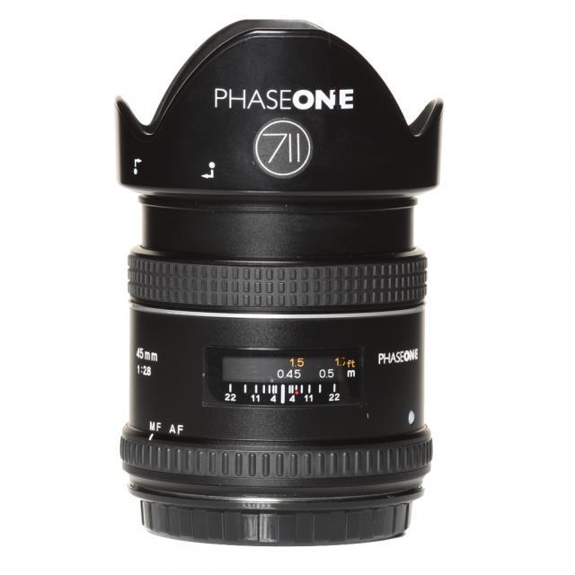Phase One Obj. 45mm/2,8 AF