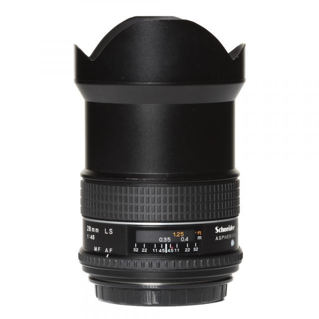 Phase One 28mm/4,5 AF LS
