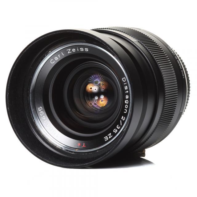 Canon Lens Zeiss ZE 2,0/35mm