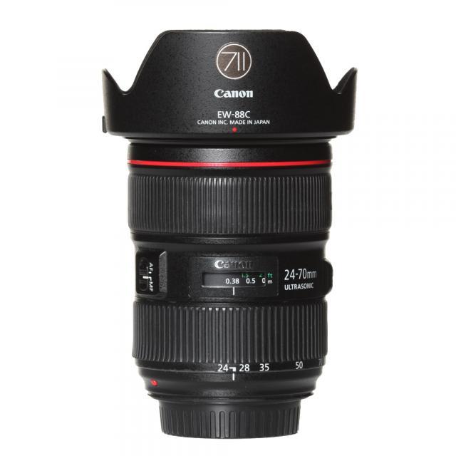 Canon Lens EF 24-70mm 2,8 LII USM