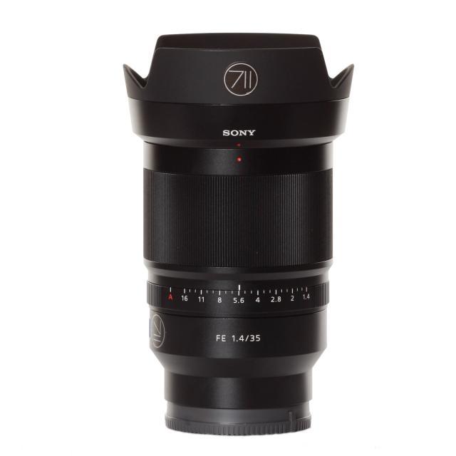Sony Distagon T* FE 35mm F1,4 ZA