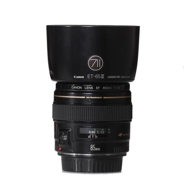 Canon Objektiv EF 85mm 1,8