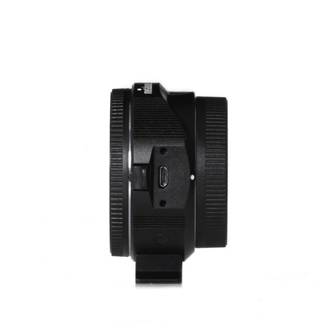 Adaptador Metabones Canon EF a Sony E.