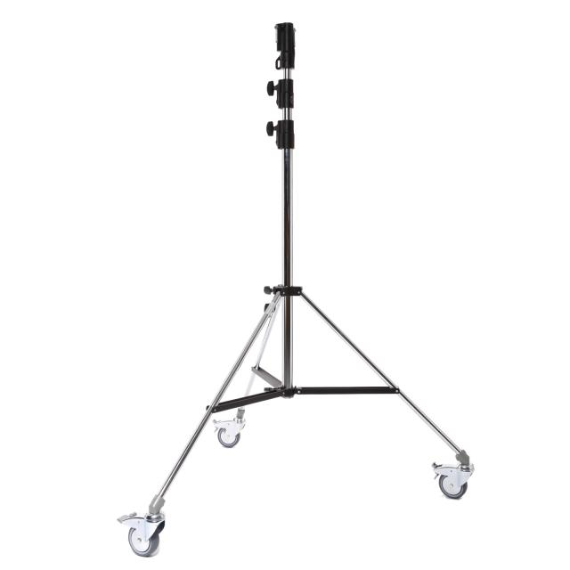 Lampstand Heavy Duty 008CSU on wheels ( max. 230 max.40kg)