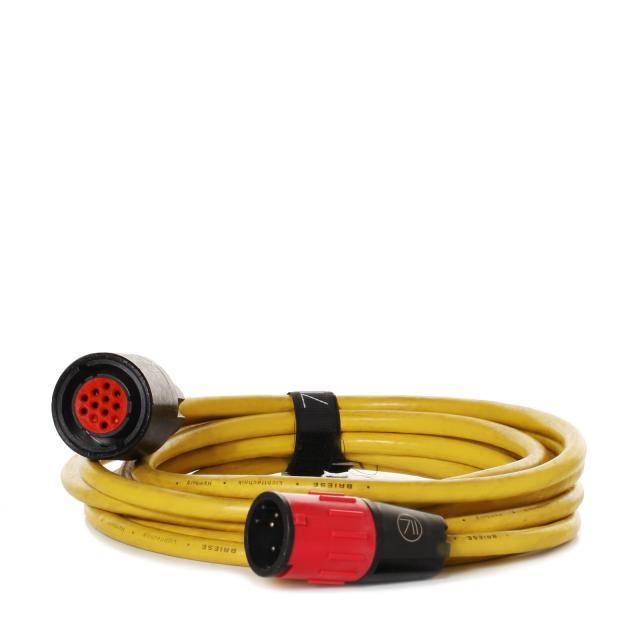 Briese Cable de extensión para cabeza de flash 5m