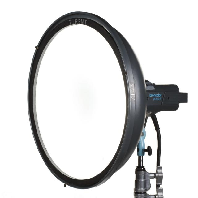 Broncolor Weichstrahl Reflektor P Diffusorfilter