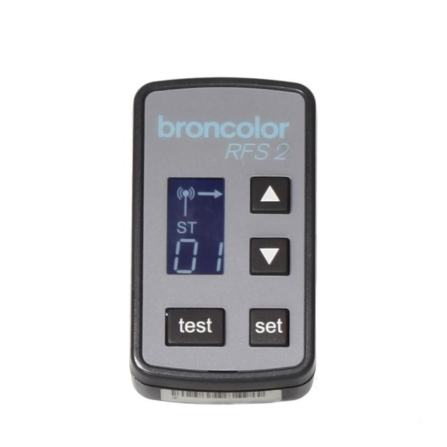 Broncolor RFS émetteur radio / Transmitter