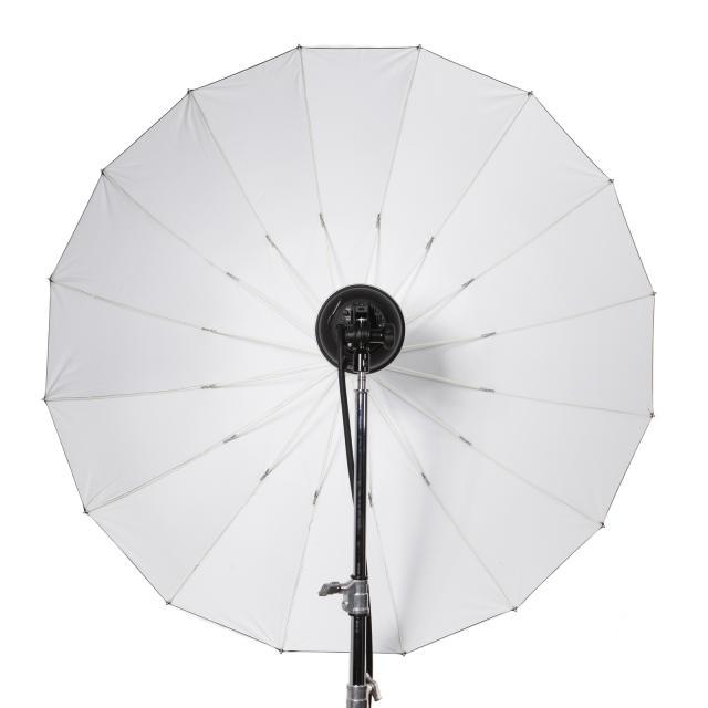 Paraguas M 110cm blanco