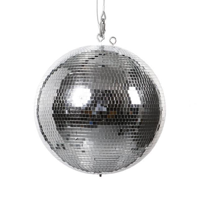 Bola de discoteca 40cm