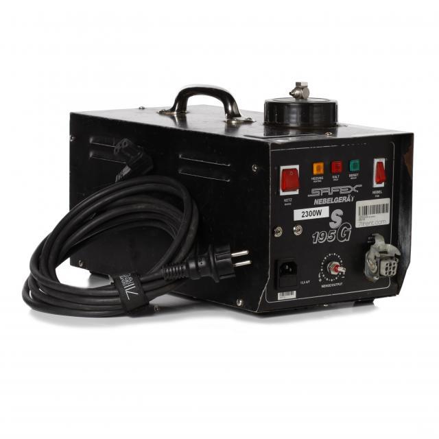 Máquina de Humo SG-195 (2300W)