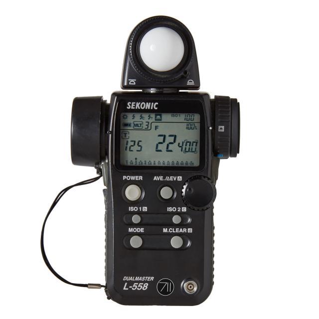 Flashmetre Sekonic L-358