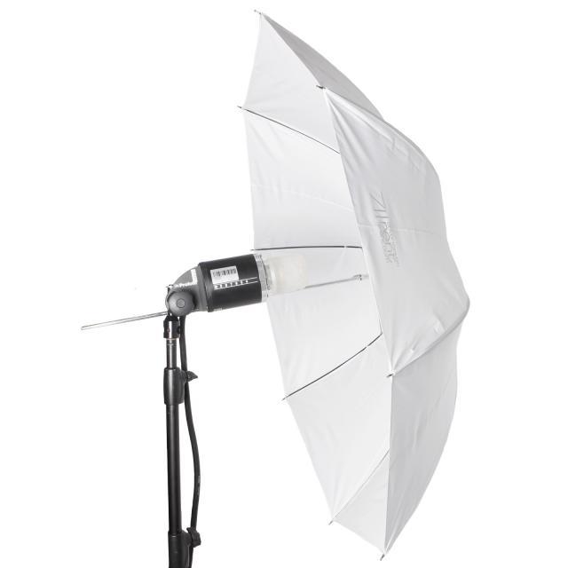 Paraguas M 110cm translúcido