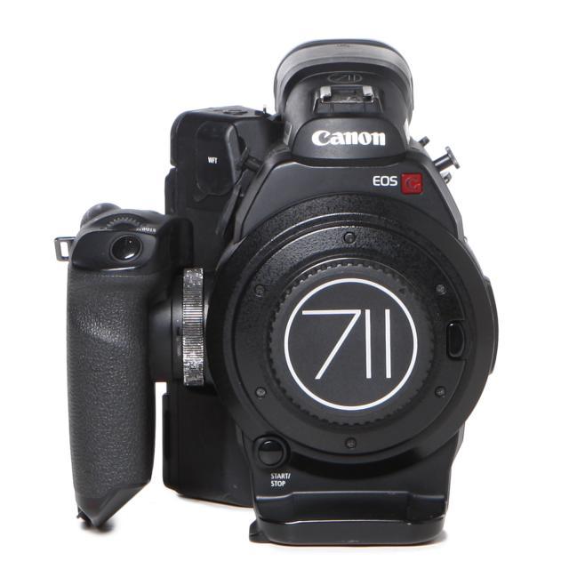 Cuerpo Canon EOS C300 EF 8.3MP Super35mm