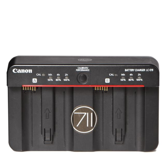 Canon EOS 1DX Mark II Battery Charger LC-E19