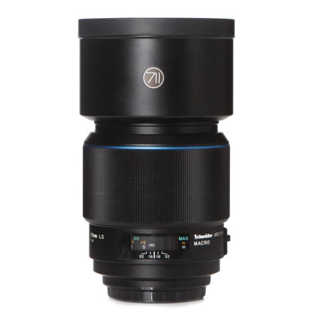 Phase One 120mm 4 AF LS Macro Blue ring