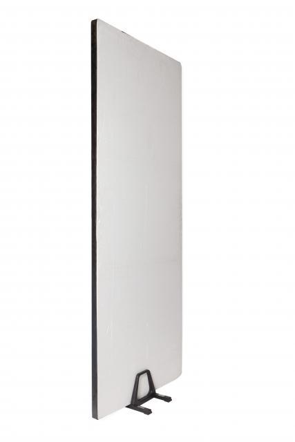 Styroplatte 1x2m schwarz / weiss