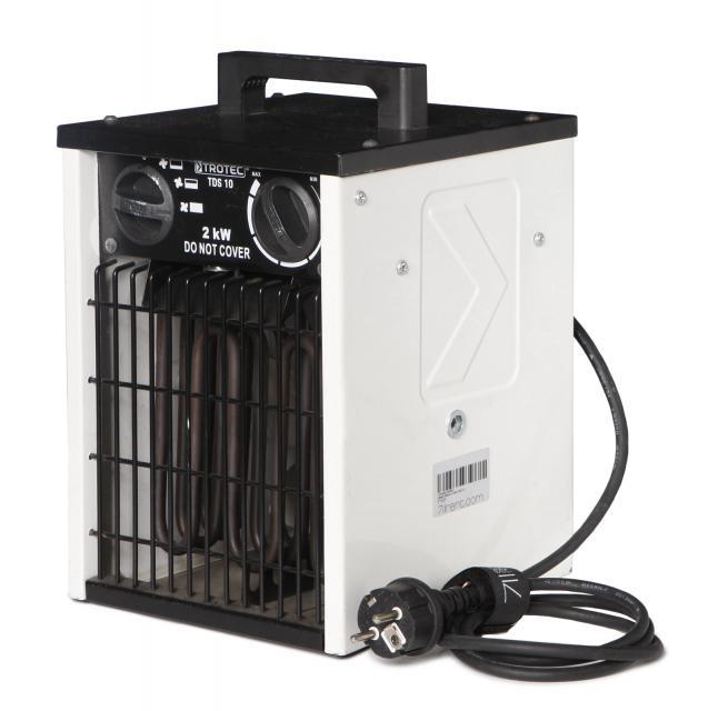 Heater Electric 2000W with Fan