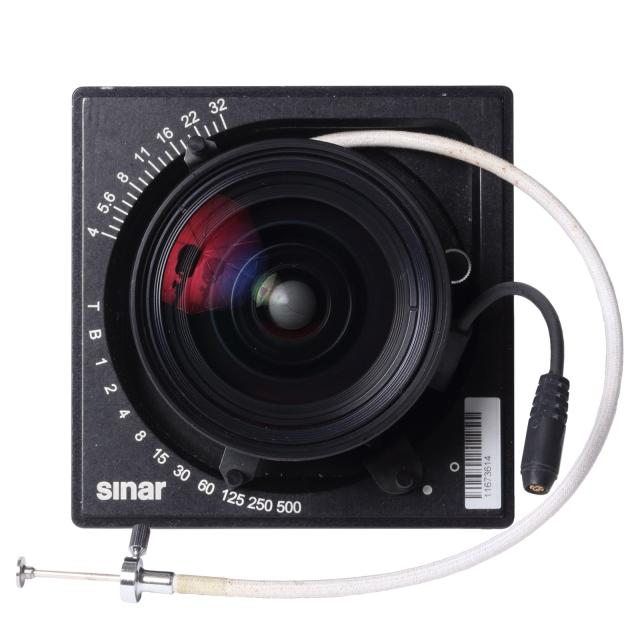 Sinaron Objektiv 35/4 Digital HR CPL