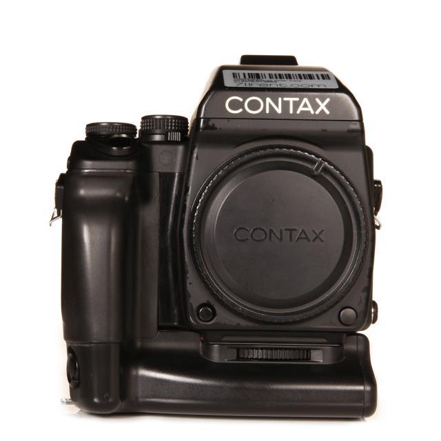 Contax 645 Body incl. Winder, Prisma