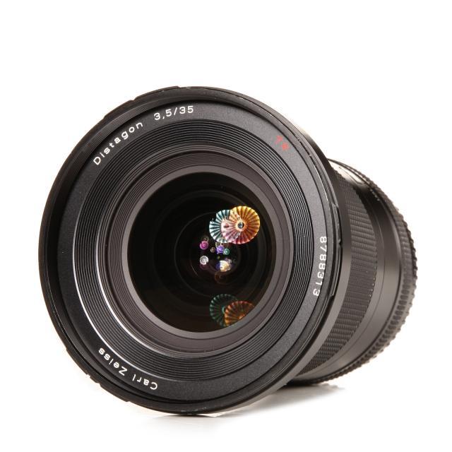 Contax 645 35mm f/3,5