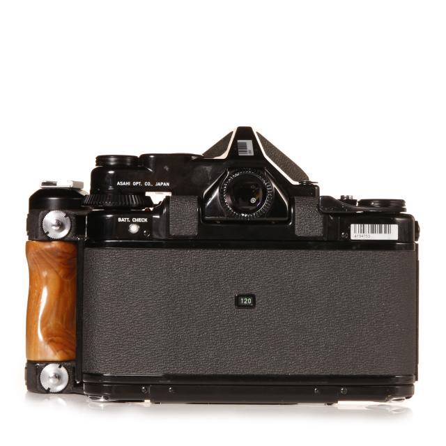 Pentax boitier avec viseur prisme TTL