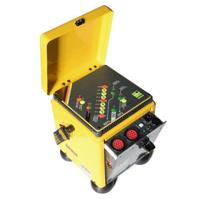 Briese Yellow Cube 1600 E 1/16 générateur