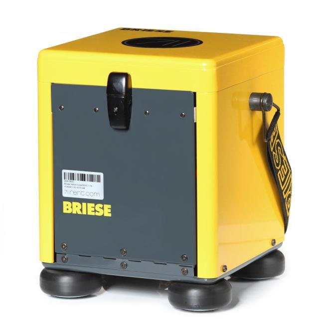 Briese Yellow Cube 2400 i générateur