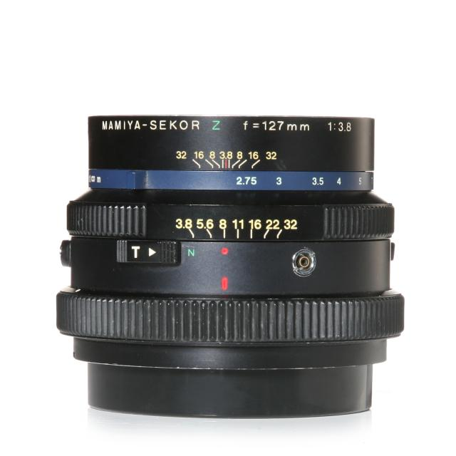 Mamiya RZ Lens Sekor-Z 127mm/3,8