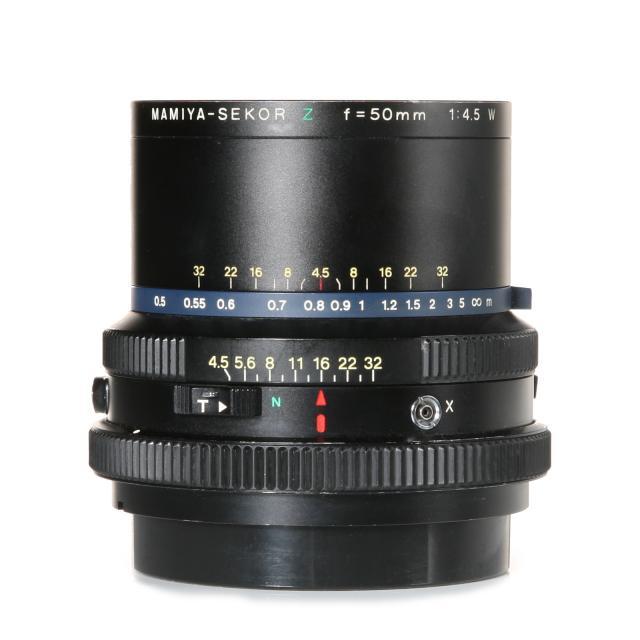 Mamiya RZ Lens Sekor-Z  50mm 4,5