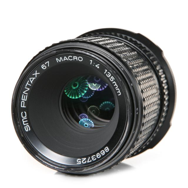 Pentax 135/4 Macro