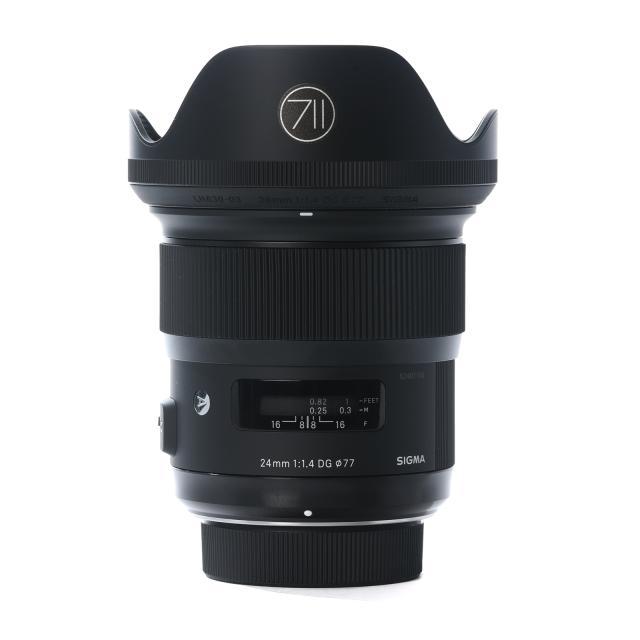 Nikon Sigma Art 24mm 1,4 DG HSM