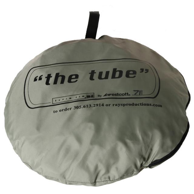 The Tube mobile Umkleidekabine