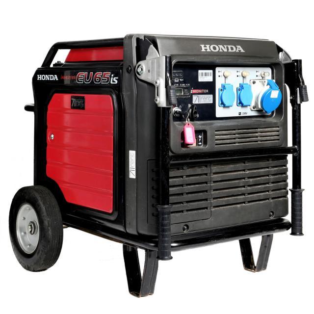 Powergenerator Honda 6,5kW 65is