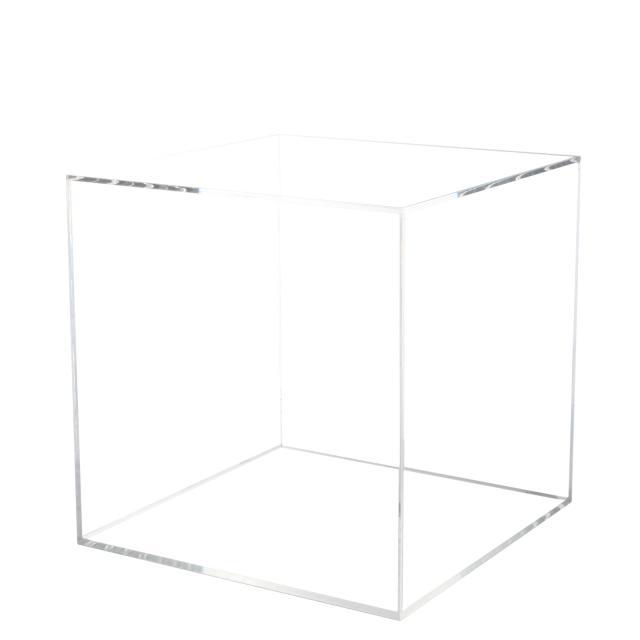Plexi Cubus Clear 55x55x55cm