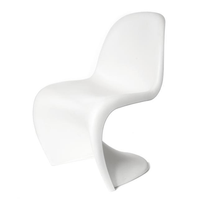 "Chair ""Verner Panton"" White"