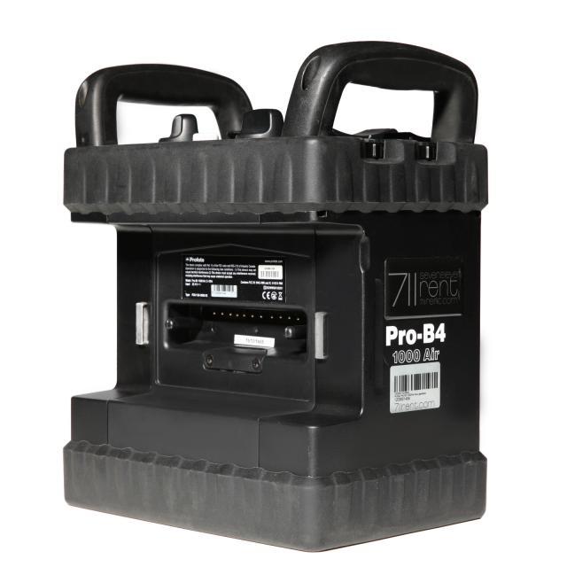 Profoto Pro B4 1000 Accu Generator