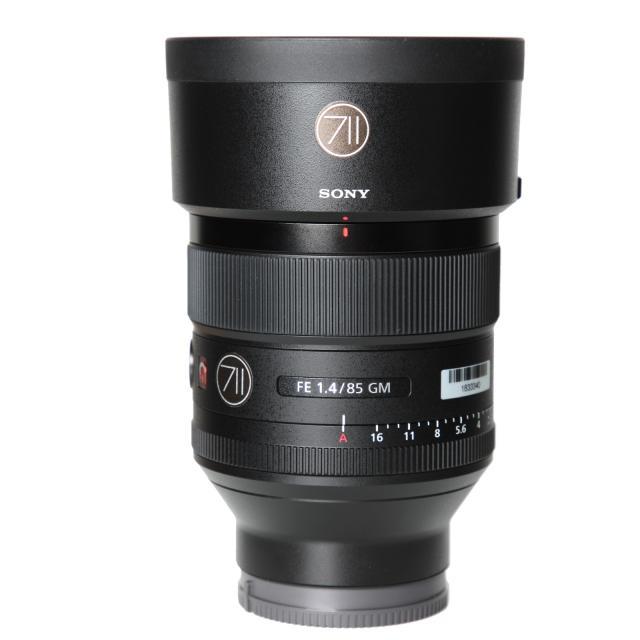 Sony Lens FE 85mm F1,4 GM