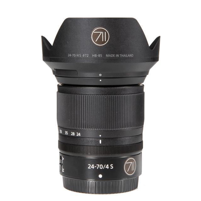 Nikon Lens AF Nikkor Z 24-70mm 4,0 S